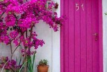 Love PINK! / We LOVE the color PINK!