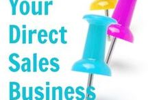 Direct Sales Resources, Games, Tips & Tools / Direct Sales Resources, Games, Tips and Business Tools. Ideas to help build your Direct Sales Business!