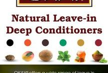 OKAY® Natural Leave-In Deep Conditioner