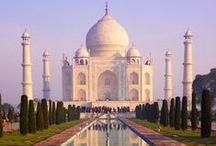 Inde - Inspiration / Inspiration de voyage et liste d'envies