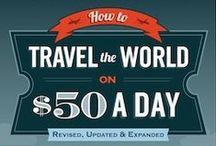 Traveling Tips / Trucs et astuces utiles en voyage
