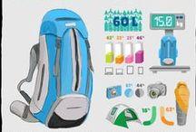 Travel Infographics / Inphographies, chiffres et statistiques sur le voyage