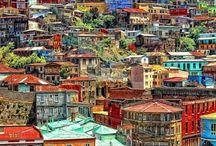 Chili - Inspiration / Inspiration de voyage et liste d'envies