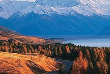 Nouvelle-Zelande - Inspiration / Inspiration de voyage, choses à voir et road trip en campervan