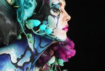 Body Art Ideas / Ideas for face and body painting