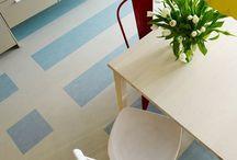 Marmoleum Flooring; Modern Linoleum