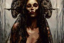 Tintenherz / Kunst unter der Haut