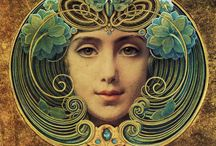 Art Nouveau / Epochen Glanz