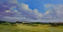 Oil Paintings by Dagmara Zareba / Original Oil Paintings by Dagmara Zareba