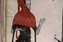1370 Tant / Historische Accessoires
