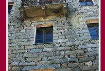 Come sono le case ad Osidda?