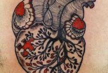 Tattoos xD / Beautiful ink.  / by Bina Barstad