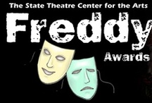 "2013 FREDDY Awards / The FREDDY© Awards recognizes and rewards outstanding achievement in local high school musical theater.  The FREDDY© Awards are named after J. ""Fred"" Osterstock, the legendary ""Fred the Ghost"" of the State Theatre, who managed the company that owned the theatre from 1936 until his death in 1957."