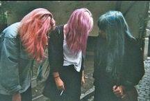 Cheveux / Couleur