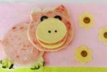 Cocina divertida para niños / Con estas recetas los niños no sólo querrán cocinar ¡también querrán comerse todo lo que hagan¡ ¡¡¡¡Hasta la verdura!!!