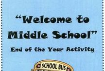 Middle Grades Education / by MercerEducation