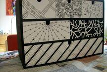 Art Zentangle Doodle  / Doodle plaatjes