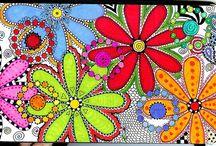 Cards Zentangle Doodle