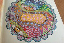 Mandala & zendala