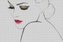 Needlework - vyšívání