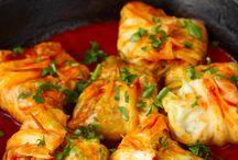Вегетерианские блюда