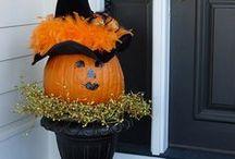 Autumn decoration / Podzimní dekorace