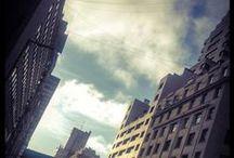 Ciudad de la Furia / Imágenes que retrato de la ciudad de Buenos Aires y Alrededores.