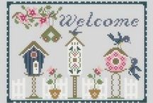 broderie HOME