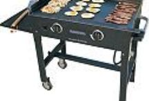 Cooking on a Griddle / by Bigsarge