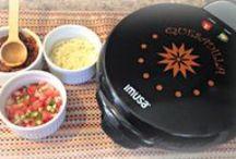 Quesadilla, Empanada Makers, Puerto Rican, Cuban, Tex/Mex and other Recipes / by Bigsarge