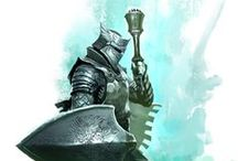 Fantasy World / illustration, concept and more