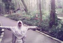 In Bandung / Study tour in bandung