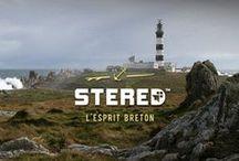 La Mer / La Bretagne / Paysages bretons : côte, phares, plages, Sources d'inspiration pour STERED...