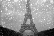 Paříž / Miluju Paříž