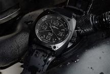 Bell & Ross / Designed for professionals who demand optimal reliability, Bell & Ross watches meet four basic principles: readability, performance, precision, water-resistance