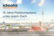 Über idealo / Zahlen, Daten und Fakten über Deutschlands führenden Produktpreisvergleich idealo
