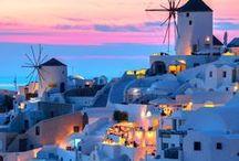 Travel >> Santorini
