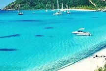 Caribbean Islands / by Chuck Dobson