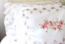 Bed-linen / by vicki Stratton