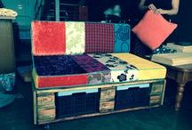 My Furniture and other DIY related projects / Things designed by Piet de Wet