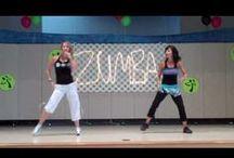 ZUMBA...fitness can be Fun / by Ana Ivis de la Cruz