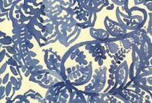 Patterns / Patterns, designs, textiles