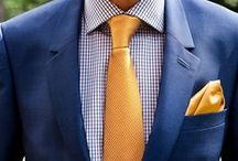 Suit Up / A week in the life of a Bared Man. Straighten your tie, suit up put your dapper foot forward.
