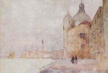 Emil Carlsen Venice / The Venice paintings of artist Emil Carlsen  #Artist #EmilCarlsen #Venice #paintings #painter #PaintingsofVenice #EmileCarlsen #SorenEmileCarlsen #SorenEmilCarlsen #AmericanImpressionism #Impressionism #StillLife #StillLifePainter #StillLives #LandscapePainting #MarinePainting  Learn everything about Artist Emil Carlsen at http://emilcarlsen.org