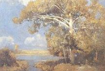 Emil Carlsen Trees / The Tree Paintings of Artist Emil Carlsen  #Artist #EmilCarlsen #Venice #paintings #painter #PaintingsofVenice #EmileCarlsen #SorenEmileCarlsen #SorenEmilCarlsen #AmericanImpressionism #Impressionism #StillLife #StillLifePainter #StillLives #LandscapePainting #MarinePainting #Trees #PaintingsofTrees #Forest  Learn about artist Emil Carlsen at http://emilcarlsen.org