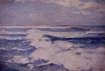 Emil Carlsen Surf Paintings / Surf Painting by Emil Carlsen  #Artist #EmilCarlsen #Venice #paintings #painter #PaintingsofVenice #EmileCarlsen #SorenEmileCarlsen #SorenEmilCarlsen #AmericanImpressionism #Impressionism #StillLife #StillLifePainter #StillLives #LandscapePainting #MarinePainting #Trees #PaintingsofTrees #Forest  Learn about artist Emil Carlsen at http://emilcarlsen.org