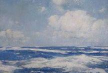 Emil Carlsen Rough Seas/Mid-Oceans / #Artist #EmilCarlsen #Venice #paintings #painter #PaintingsofVenice #EmileCarlsen #SorenEmileCarlsen #SorenEmilCarlsen #AmericanImpressionism #Impressionism #StillLife #StillLifePainter #StillLives #LandscapePainting #MarinePainting #Trees #PaintingsofTrees #Forest  Learn about artist Emil Carlsen at http://emilcarlsen.org
