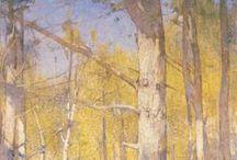 Emil Carlsen Forest