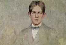 Emil Carlsen Portraits