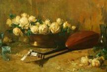 Emil Carlsen Flowers / Emil Carlsen Flowers
